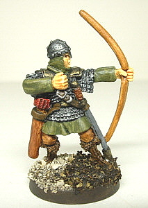 Custom-painted-miniature-soldier-for-fantasy-role-playing-games-like-Dungeons-and-Dragons-and-Warhammer-historical-wargames.